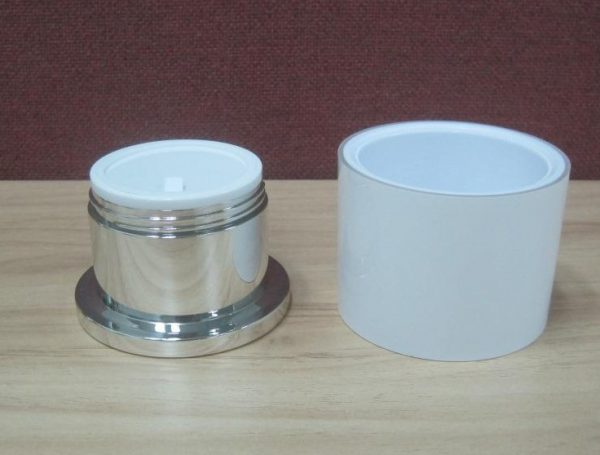 50ml cosmetic jar-AJP-145
